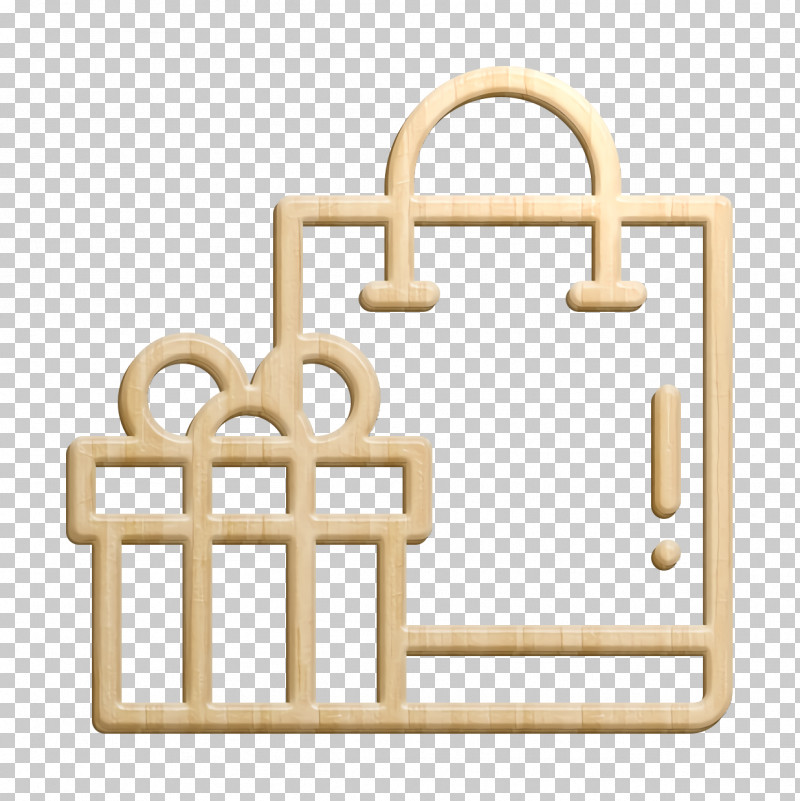 Shopping Bag Icon Gift Icon Ecommerce Icon PNG, Clipart, Brass, Ecommerce Icon, Gift Icon, Shopping Bag Icon Free PNG Download