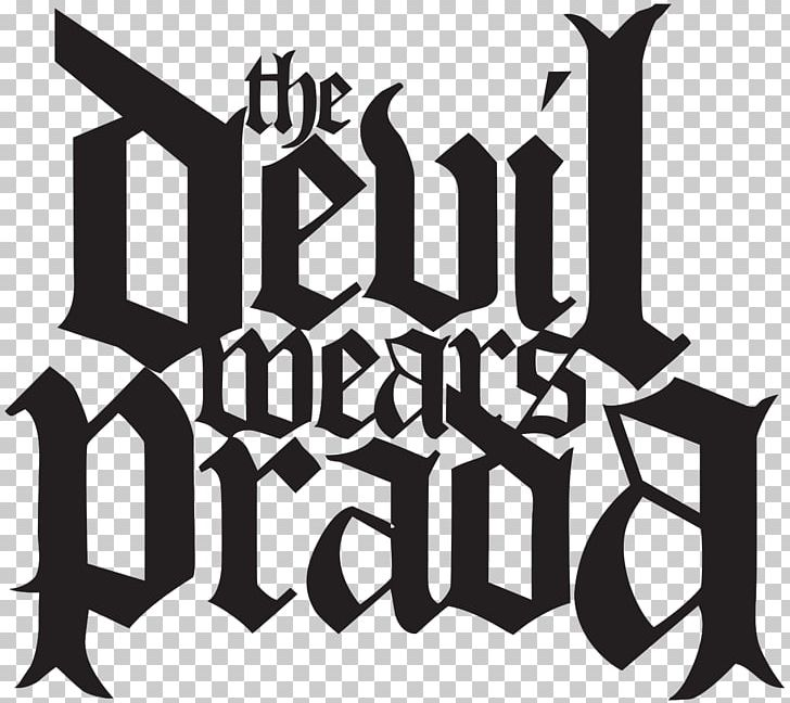 Logo The Devil Wears Prada Font Graphics Png Clipart Band