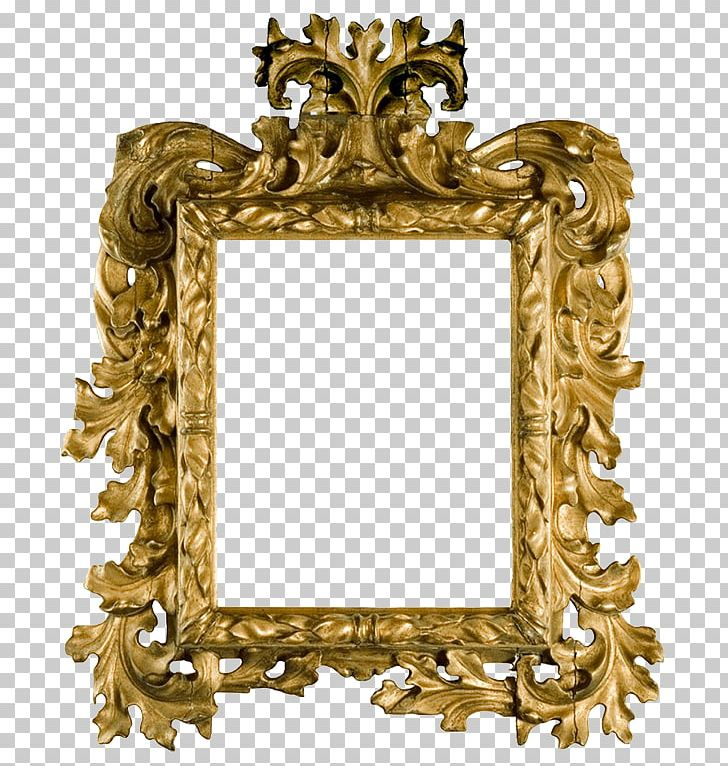 Frames Baroque Gold Mirror Png Clipart Antique Baroque Brass Daguerreotype Decorative Arts Free Png Download