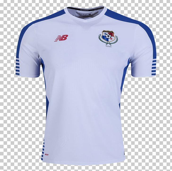 eaf198db1d3 2018 FIFA World Cup Panama National Football Team Tracksuit T-shirt Jersey  PNG, Clipart, Active Shirt, ...