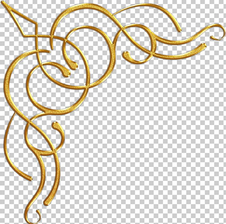 Text Gold Frames IFolder Jewellery PNG, Clipart, Area, Body Jewelry, Corner, Gold, Gold Corner Free PNG Download