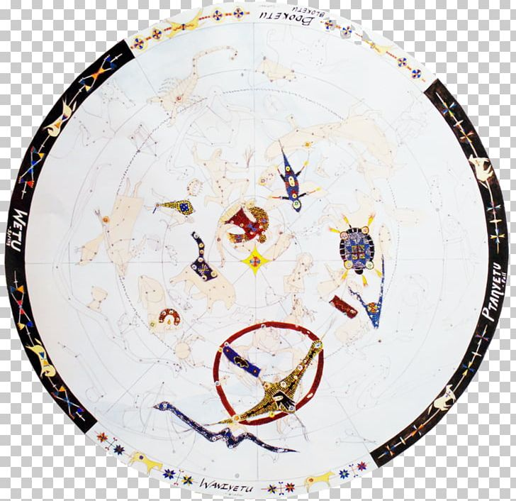 Dakota/Lakota Star Map Constellation Guidebook: An Introduction To D
