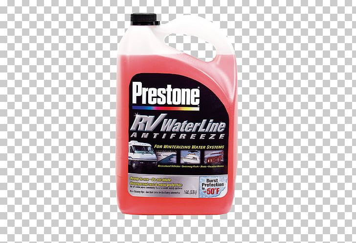 Car Antifreeze Coolant Prestone Campervans PNG, Clipart