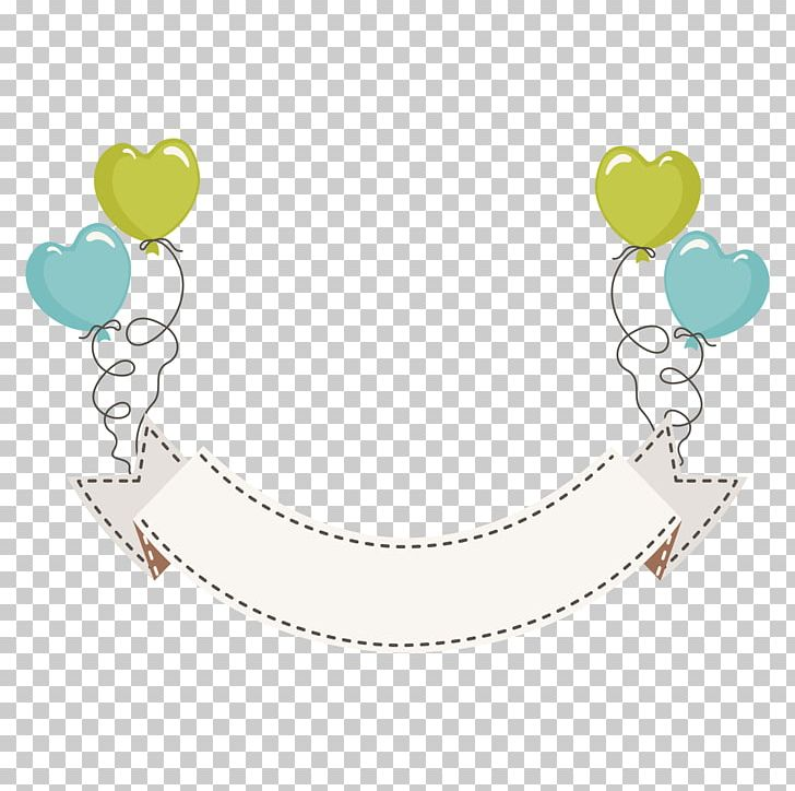 Web Banner Ribbon Balloon Material PNG, Clipart, Area, Balloon Cartoon, Banner, Body Jewelry, Circle Free PNG Download