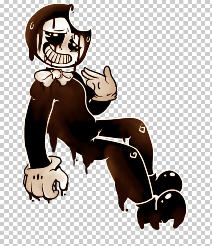 Bendy And The Ink Machine Drawing Fan Art Dog Game PNG, Clipart, Animals, Art, Bendy And, Bendy And The Ink, Bendy And The Ink Machine Free PNG Download