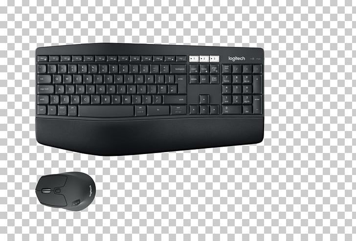 Computer Keyboard Computer Mouse Logitech Unifying Receiver Wireless
