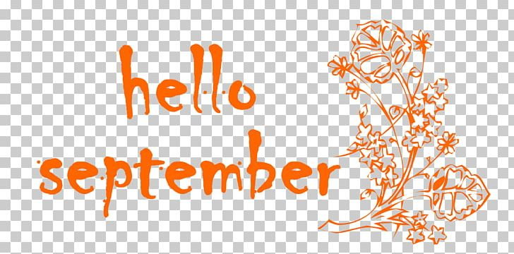 Hello September. PNG, Clipart, Area, Art, Book, Brand, Calligraphy Free PNG Download