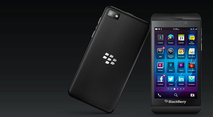 BlackBerry Z10 BlackBerry Q10 BlackBerry Z3 BlackBerry 10 Smartphone