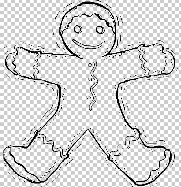 Coloring Book Child Drawing Gingerbread Baby PNG, Clipart, Angle, Arm, Black And White, Book, Boy Free PNG Download