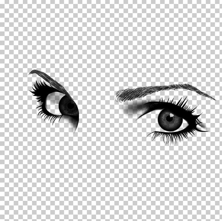 Eye Drawing Euclidean Png Clipart Anime Eyes Art Black And