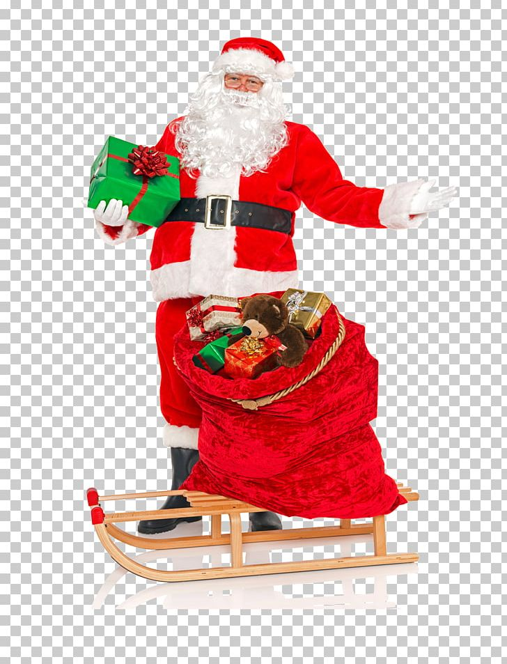 Santa Claus Toy Christmas Stock Photography Gift PNG, Clipart, Alamy, Bag, Christmas, Christmas Decoration, Christmas Ornament Free PNG Download