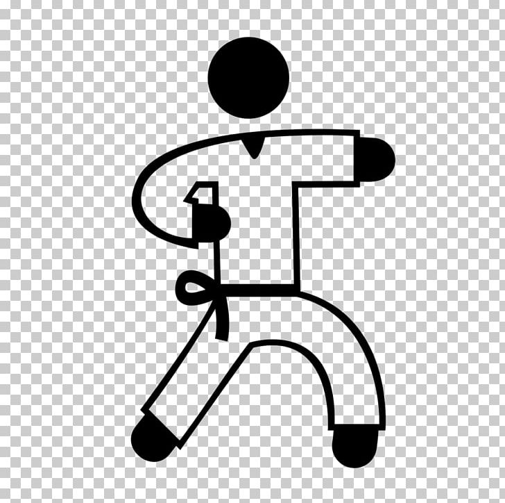 Judo Martial Arts Karate Sport Computer Icons PNG, Clipart, Aikido, Angle, Area, Black And White, Chinese Martial Arts Free PNG Download