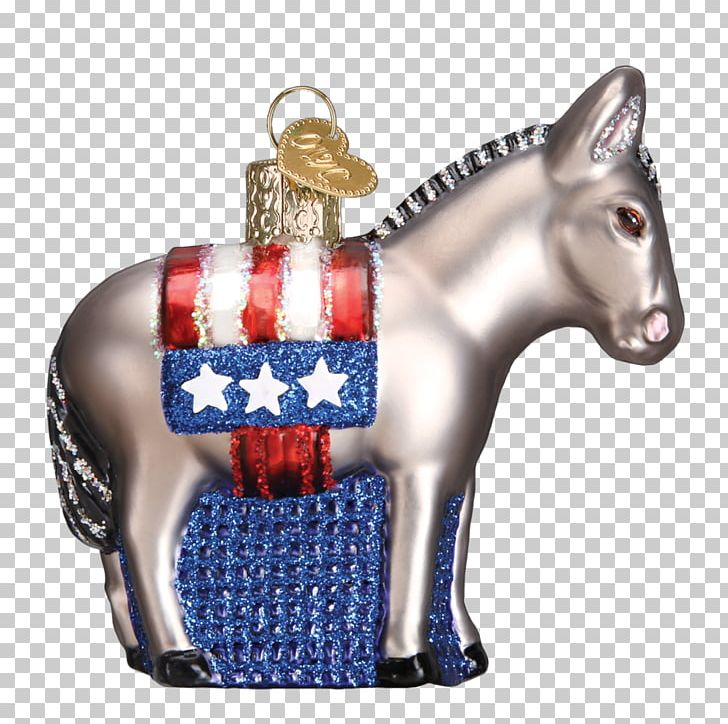 Dominick The Donkey Christmas Ornament Horse PNG, Clipart, Andrew Jackson, Animals, Christmas, Christmas Decoration, Christmas Ornament Free PNG Download
