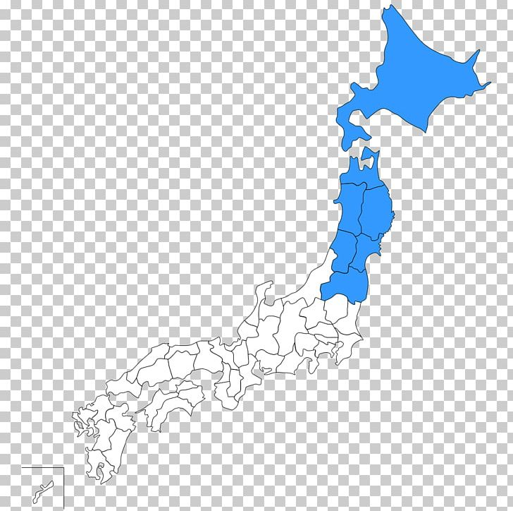 Hokkaido Map Prefectures Of Japan Blank Map PNG, Clipart, Area ...