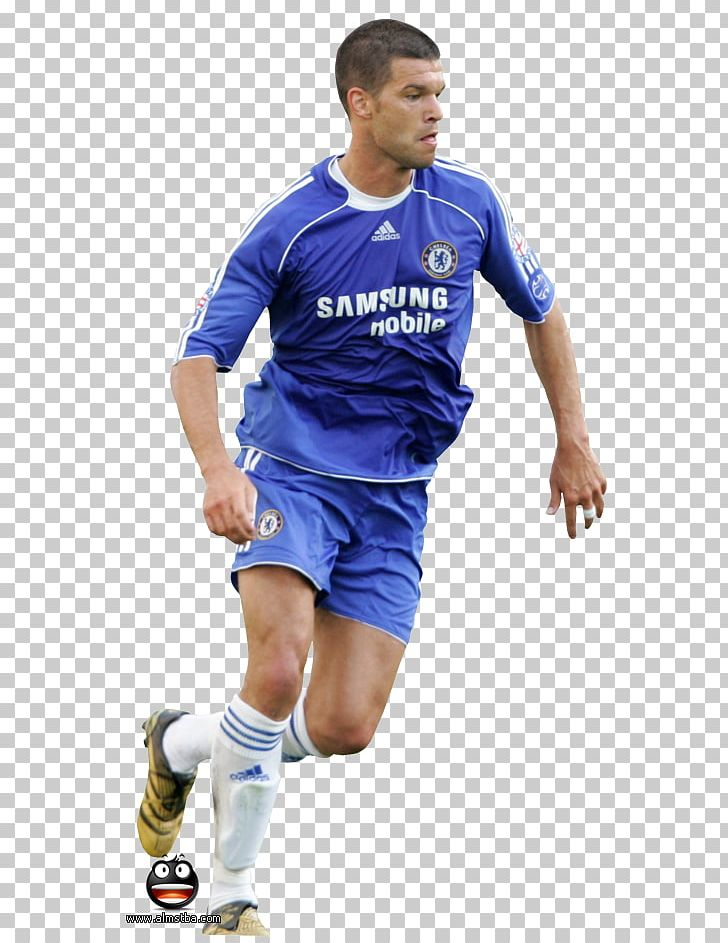hot sale online 8d771 056ff Michael Ballack Football Player Chelsea F.C. PNG, Clipart ...