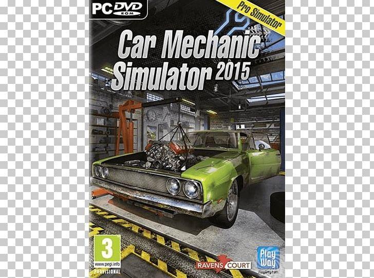 Car Mechanic Simulator 2015 Car Mechanic Simulator 2014