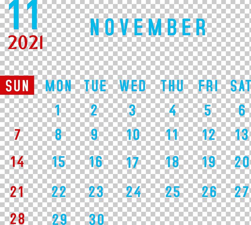 November 2021 Calendar 2021 Monthly Calendar Printable 2021 Monthly Calendar Template PNG, Clipart, 2021 Monthly Calendar, Angle, Area, Calendar System, Htc Free PNG Download