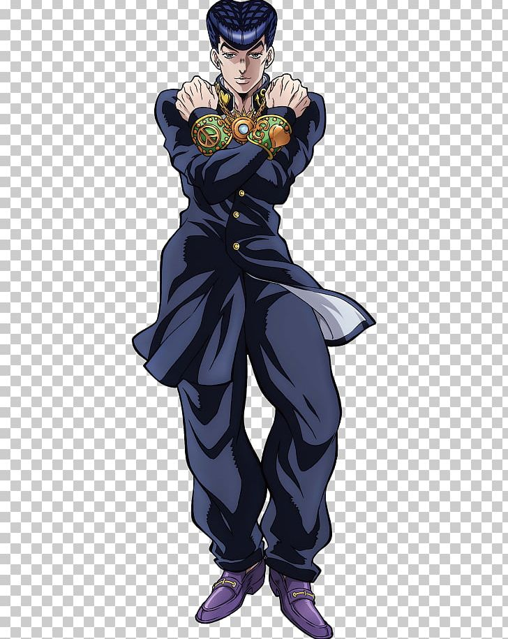 Josuke Higashikata Jojo S Bizarre Adventure Joseph Joestar Diamond Is Unbreakable Anime Png Clipart Anime Diamond Is