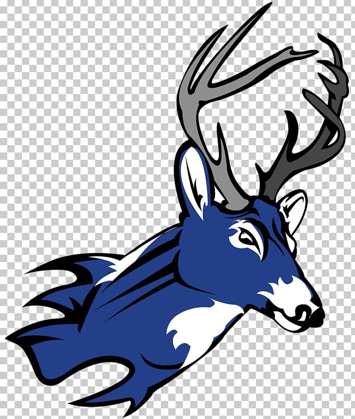 Edmond Deer Creek High School Vipers Antler PNG, Clipart, Animals, Antler, Artwork, Black And White, Deer Free PNG Download