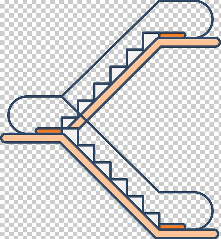 Escalator Stairs Elevator Icon PNG, Clipart, Angle, Area, Cartoon