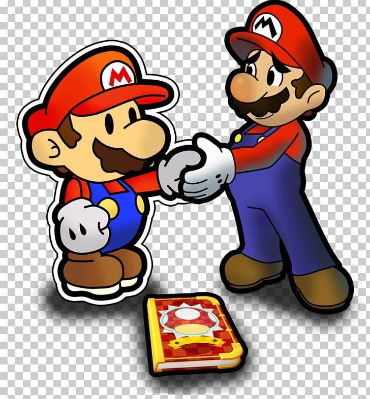 Paper Mario: Sticker Star Mario & Luigi: Superstar Saga Paper Mario