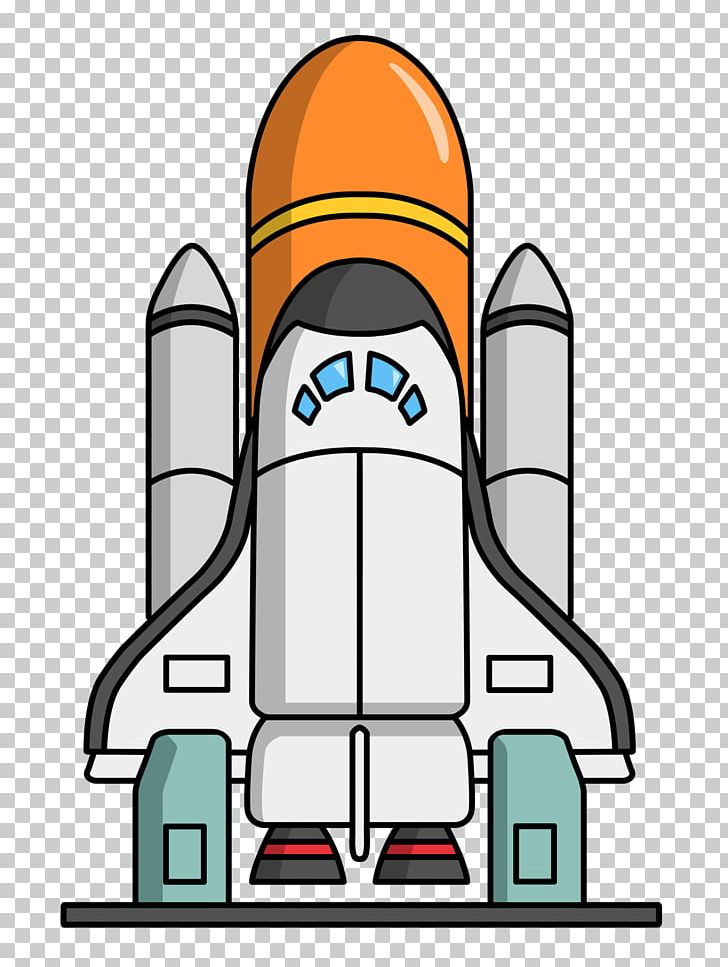 Earth Space Shuttle Cartoon Spacecraft Png Clipart