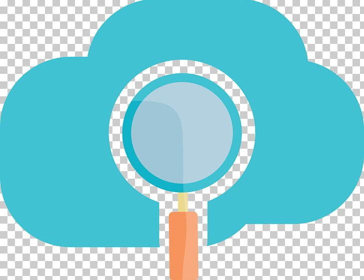 Magnifying Glass Cloud Computing Internet Of Things PNG, Clipart, Blue, Broken Glass, Calculation, Circle, Cloud Free PNG Download
