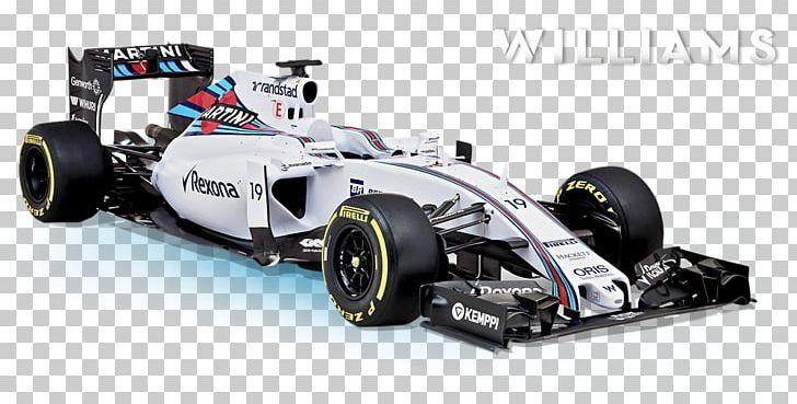 2015 Formula One World Championship Williams Martini Racing Williams