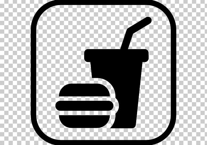 Fast Food Restaurant Hamburger Junk Food PNG, Clipart, Area, Black And White, Burger King, Computer Icons, Drink Free PNG Download