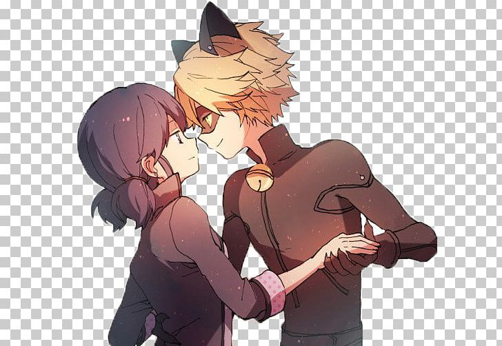 Adrien Agreste Marinette Dupain Cheng Miraculous Ladybug Cat