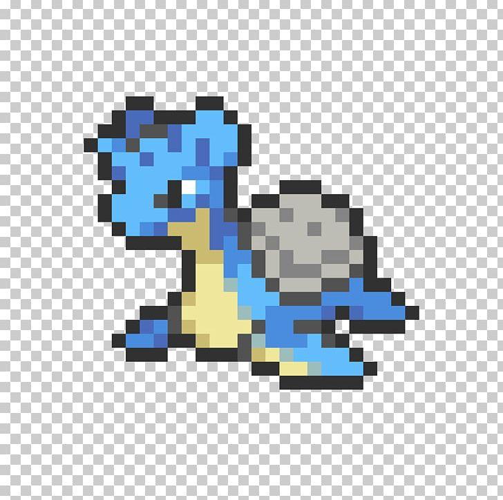 Pikachu Lapras Pokémon Sprite Pixel Art Png Clipart Art