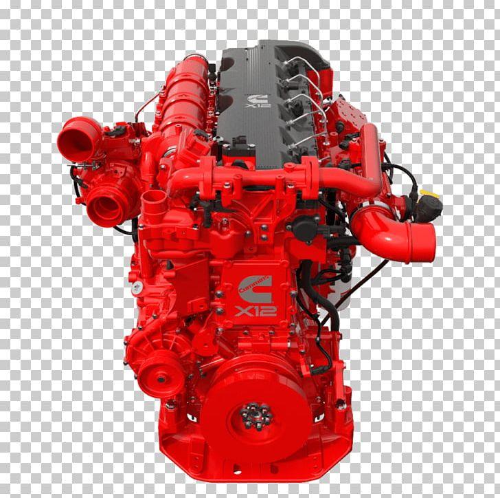 Diesel Engine Nissan Titan Cummins ISX PNG, Clipart