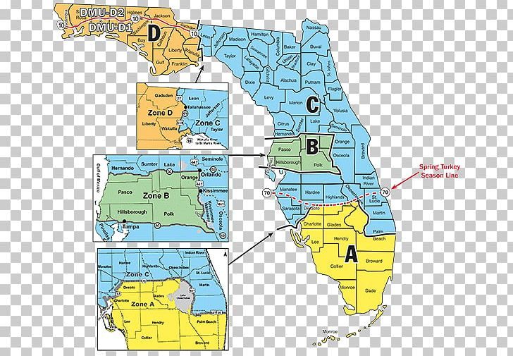 time zone map florida cities Florida Time Zone Florida Central Time