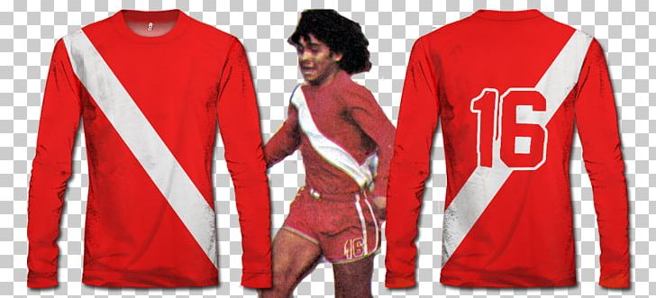 T-shirt Sleeve Outerwear ユニフォーム PNG, Clipart, Active Shirt, Brand, Clothing, Diego Maradona, Jersey Free PNG Download