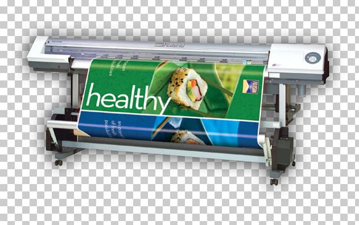 Wide-format Printer Digital Printing Vinyl Banners PNG