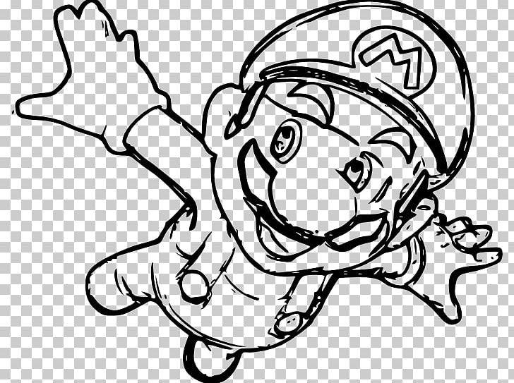 Super Mario Kart Super Mario Galaxy Mario Bros. Coloring ...