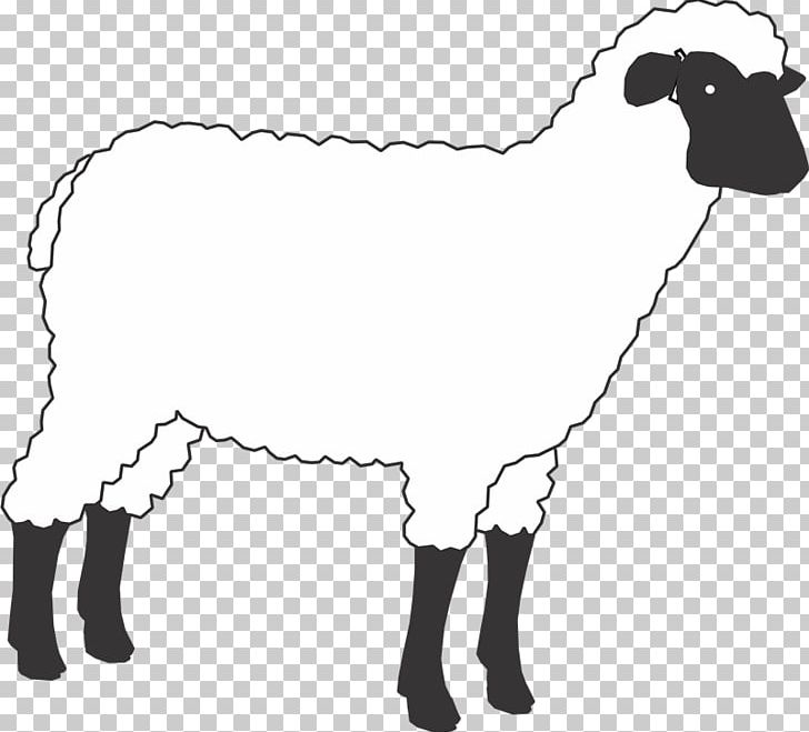 Sheep Cattle Horse Goat Mammal PNG, Clipart, Art, Black And White, Camel, Camel Like Mammal, Cattle Free PNG Download