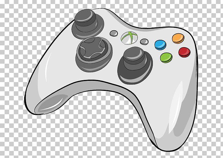 Black Xbox 360 Controller Xbox One Controller Game