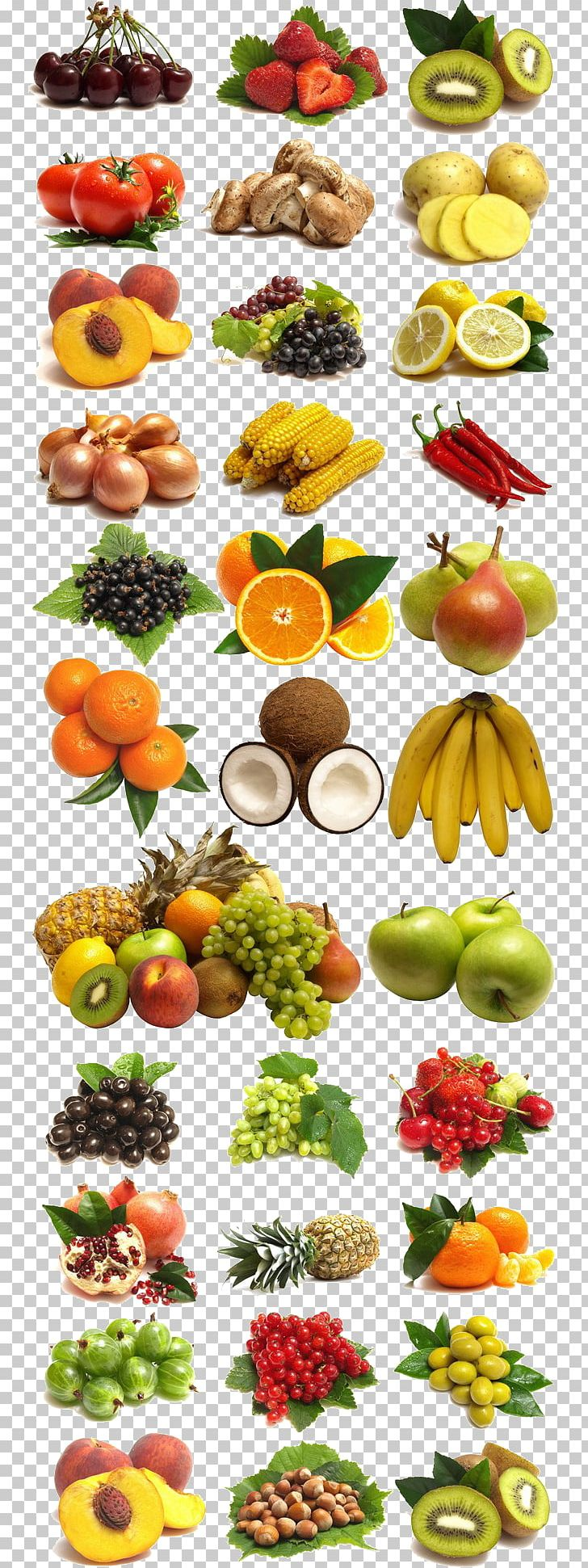 A Large Collection Of Fruits And Vegetables PNG, Clipart, Auglis, Collection, Cucumber, Diabetes Mellitus, Diabetes Mellitus Type 2 Free PNG Download