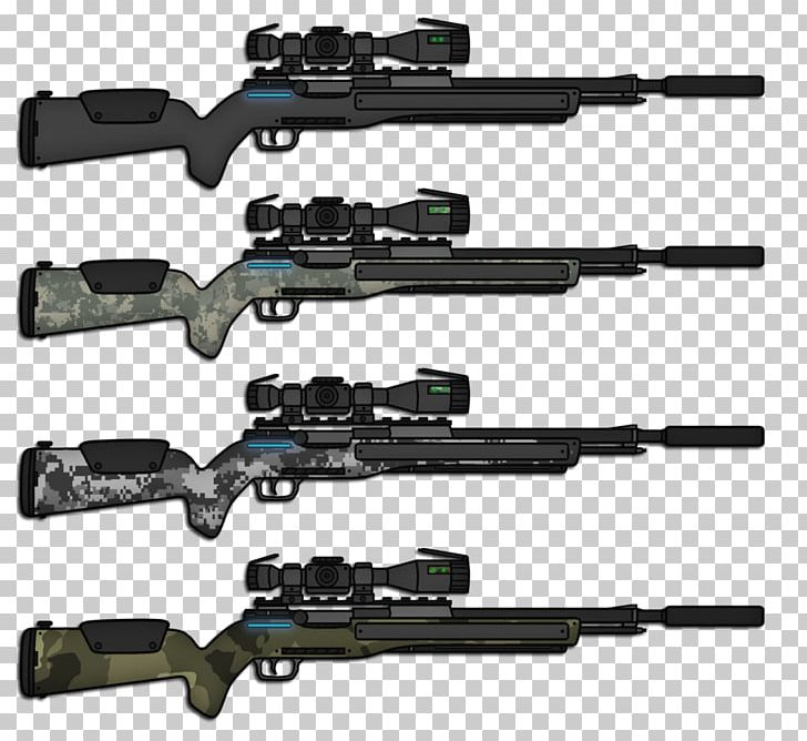 Sniper Rifle Bolt Action M24 Sniper Weapon System PNG, Clipart, 50