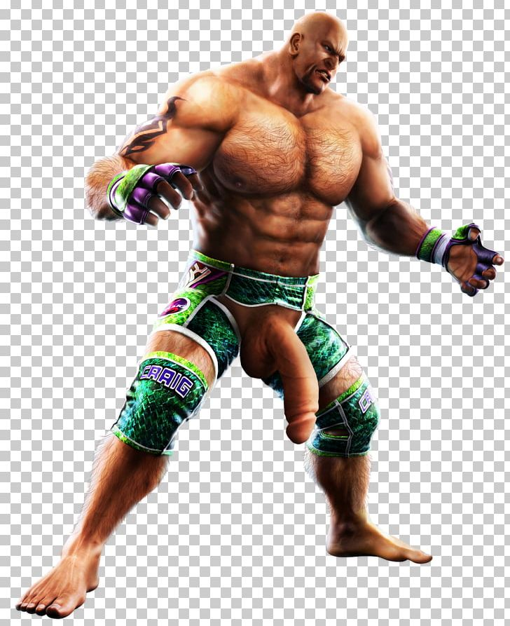 Tekken 4 Craig Marduk Eddy Gordo Tekken Tag Tournament 2 Png