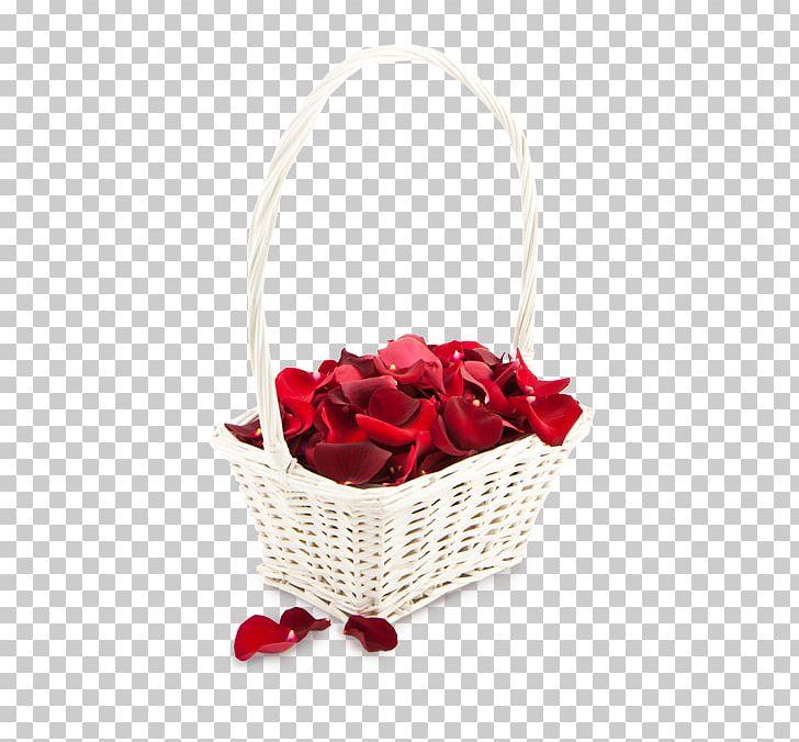 Petal Portable Network Graphics Flower Garden Roses PNG, Clipart, Basket, Digital Image, Download, Flower, Food Gift Baskets Free PNG Download