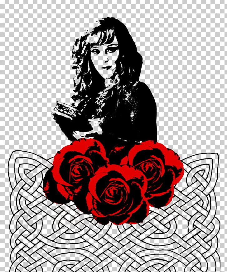 Rose Family Drawing Visual Arts Pattern PNG, Clipart, Art, Artwork, Black And White, Cartoon, Celtic Knot Free PNG Download