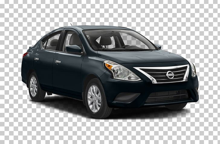 2018 Nissan Versa 1 6 Sv Sedan S Plus 2017 2016 Png