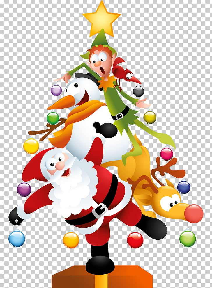 Santa Claus Christmas Tree Christmas Day PNG, Clipart, Art, Christmas, Christmas And Holiday Season, Christmas Card, Christmas Clipart Free PNG Download