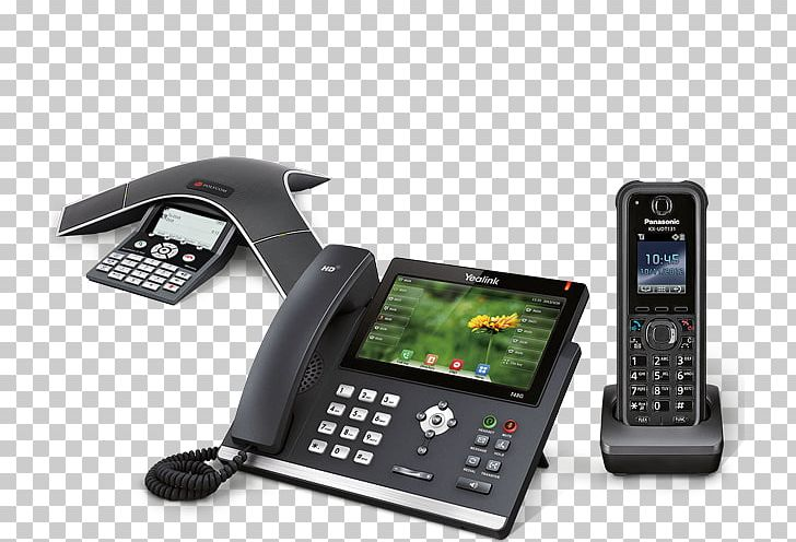VoIP Phone Voice Over IP Telephone 3CX Phone System Session