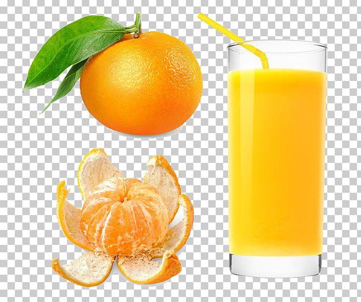 Orange Juice Tangerine Mandarin Orange PNG, Clipart, Citrus, Concentrate, Food, Fruit, Fruit Nut Free PNG Download