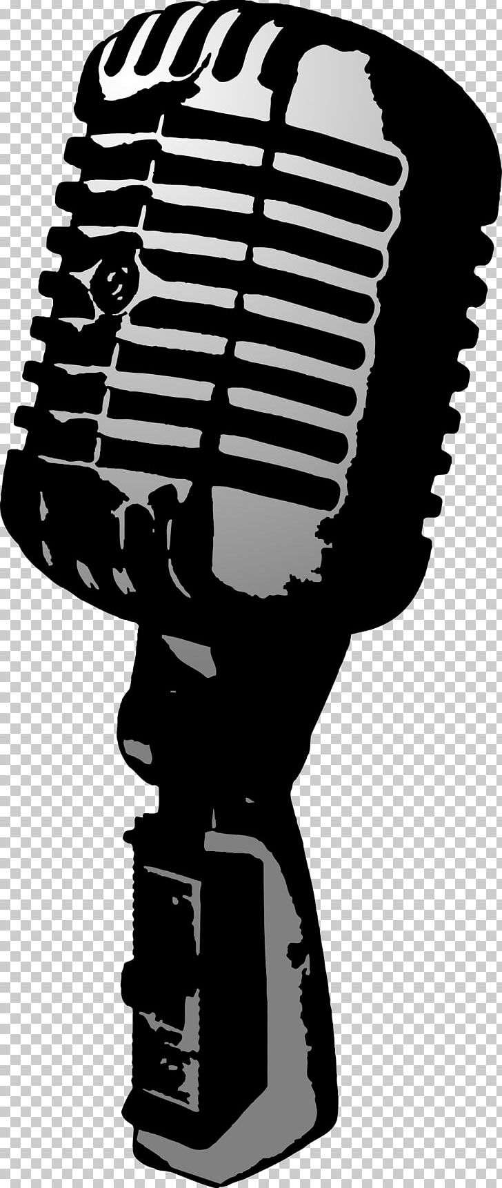 Microphone PNG, Clipart, Animation, Audio, Audio Equipment, Black And White, Cartoon Free PNG Download