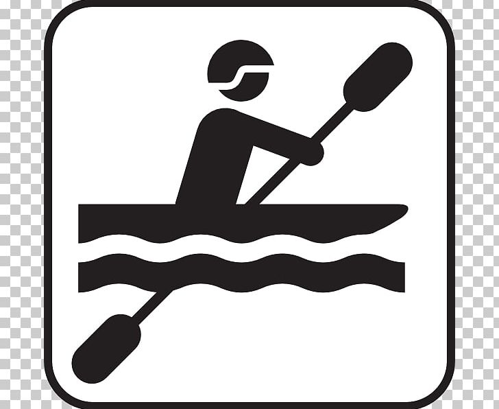 Canoeing And Kayaking Canoeing And Kayaking Computer Icons PNG, Clipart, Area, Artwork, Black, Black And White, Canoe Free PNG Download