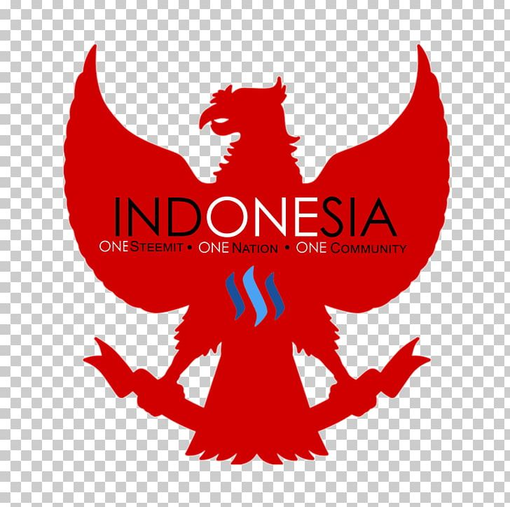 National Emblem Of Indonesia Garuda Pancasila Png Clipart Brand Demokrasi Pancasila Fictional Character Flag Of Indonesia